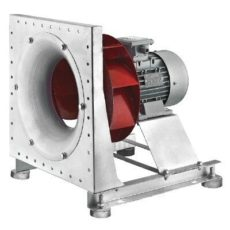 Центробежный вентилятор со свободным рабочим колесом BPF 250 B, бренд: BVN, Турция