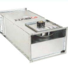 Канальные вентилятор для убежищ с HEPA фильтром BSH 100- 65B, бренд: BVN, Турция