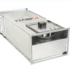 Канальные вентилятор для убежищ с HEPA фильтром BSH 80-45A, бренд: BVN, Турция