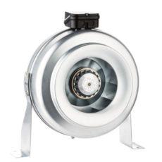Круглый канальный вентилятор с ЕС двигателем BDTX-EC 100 BVN