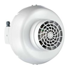 Пластиковый круглый канальный вентилятор BPX 150, бренд: BVN, Турция