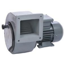 Промышленный радиальный вентилятор BDS 4T (225-102), алюминиевый корпус, бренд: BVN, Турция