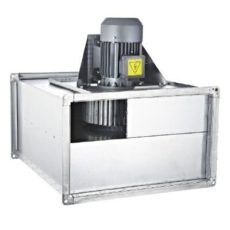 Прямоугольный канальный вентилятор с вперед загнутыми лопатками BSKF-R 450- 6 T, бренд: BVN, Турция