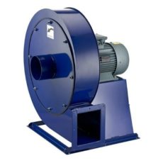 Радиальный вентилятор среднего давления ORB 6M, бренд: BVN, Турция