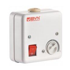 Регулятор скорости BSC-2 для вентилятора (пусковой ток до 5 Ампер), бренд: BVN, Турция
