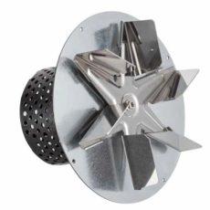 Вентилятор для котлов на твердом топливе BPA 210-2, металлический корпус, бренд: BVN, Турция