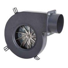 Вентилятор для котлов на твердом топливе BPAK 140-80, металлический корпус, бренд: BVN, Турция