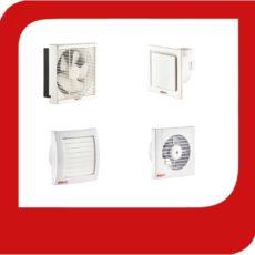 Вентиляторы для ванных комнат