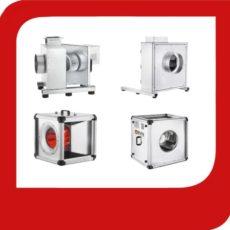 Кухонные вытяжные вентиляторы